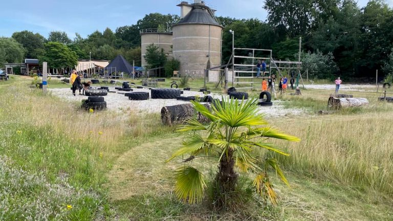 outdoor feestje power jungle